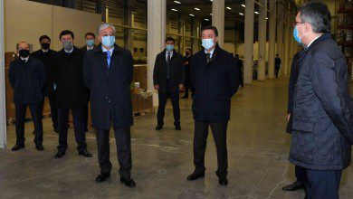 Photo of كازاخستان تقدم المساعدة الإنسانية لمواجهة كوفيد-19: 33.6 مليون دولار لدعم السلع ومنع رفع الأسعار