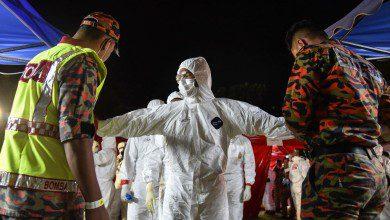 صورة هيومان رايتس: لا يمكننا معرفة حقيقة أعداد حالات كوفيد-19 في ماليزيا