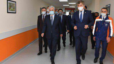 Photo of كازاخستان تستعد لمرحلة ما بعد كورونا