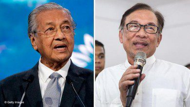 Photo of أسبوع حاسم لتحالف الأمل الماليزي لتسمية رئيس للوزراء