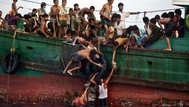 صورة بنغلاديش ترفض استقبال لاجئي الروهينغيا الموقوفين في ماليزيا