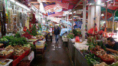 صورة بلدية كوالالمبور تصدر قراراً بمنع اللاجئين من دخول سوق الجملة