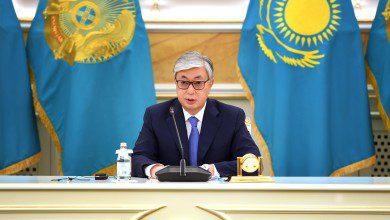 صورة الرئيس الكازاخي يعتمد إصلاحات سياسية جديدة… معايير دولية تراعي حقوق الإنسان والحريات الأساسية
