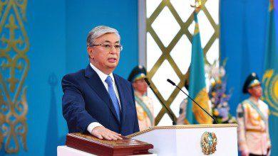 صورة إنجازات العام الأول للرئيس الكازاخي.. استراتيجيات جديدة وتعديل قوانين الأحزاب نقلات نوعية اقتصاديا واجتماعيا وسياسيا