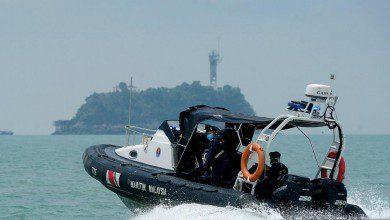 صورة بقيمة 700 ألف رينجيت.. البحرية الماليزية تحبط عملية تهريب ضخمة للمخدرات