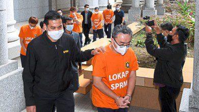 صورة جنت الملايين منذ 5 سنوات.. الشرطة الماليزية تعتقل عصابة نصب عبر الهاتف