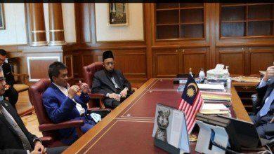 Photo of رئيس الوزراء الماليزي: سنواصل دعمنا للنضال الفلسطيني