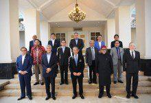 """Photo of قادة """"العقد الوطني"""" يجددون دعمهم لمحيي الدين ياسين"""