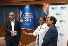 Photo of المعهد الوطني للقلب في ماليزيا يقدم أصغر منظم لضربات القلب في العالم