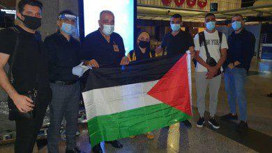 Photo of مغادرة أول دفعة من أبناء الجالية الفلسطينية العالقين في ماليزيا