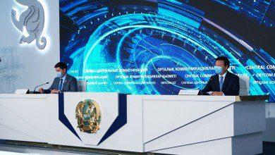 """صورة """"الصحة العالمية"""" تؤكد سلامة الاوضاع في كازاخستان"""