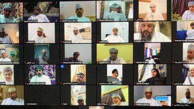 صورة عمومية الصحفيين العمانية تزكي بالإجماع قائمة التعاون