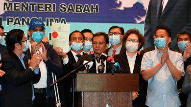 Photo of كبير وزراء صباح يُعلن حل مجلس الولاية والدعوة لانتخابات مبكرة