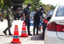 Photo of مخالفات لغير الملتزمين بارتداء الكمامات والتباعد الاجتماعي في ماليزيا
