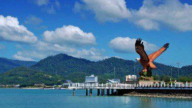 صورة جزيرة لانكاوي تضع تعليماتها تمهيداً لاستقبال السياح الأجانب