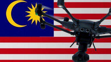 صورة ماليزيا تطلق أولى طائراتها المسيرة محلية الصنع