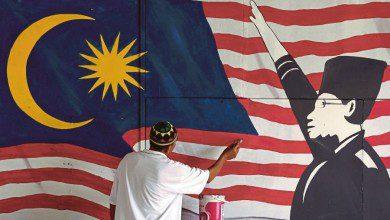 صورة ماليزيا تحيي ذكرى استقلالها ال63 دون طقوسها المعتادة