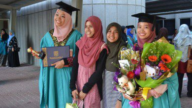 صورة إشادة عربية بالجامعات الماليزية ومكانتها العلمية