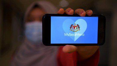 صورة ماليزيا تعتمد تطبيق MySejahtera بديلاً عن التسجيل اليدوي
