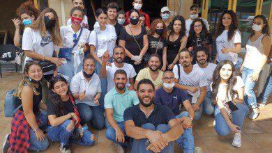 صورة بعد نكبة بيروت.. حملة نعمة الخيرية من الأشرفية ومساعدات للجميع