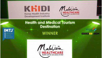 صورة ماليزيا تفوز بجائزة السياحة العلاجية لعام 2020