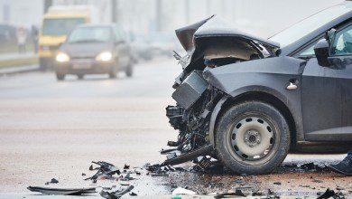 صورة مقتل شاب ومسن في حادثي تصادم في كوالالمبور