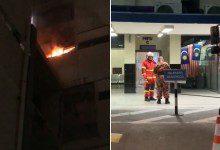 Photo of مستشفى كوالالمبور يستأنف العمل بعد إجلاء مرضاه بسبب الحريق