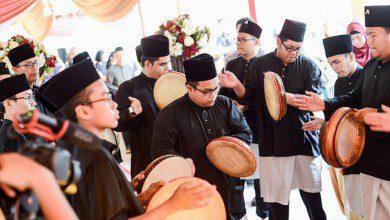 صورة الآلات الشعبية الماليزية وامتدادها الثقافي العربي
