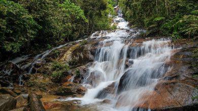 صورة كوتا تينجي.. شلالات جوهور العذبة والمنعشة