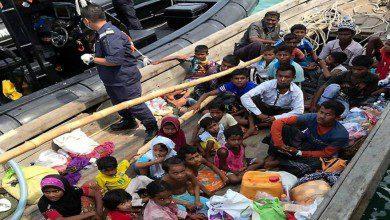 صورة ماليزيا تجري مباحثاتها مع الدول الراغبة في استضافة اللاجئين