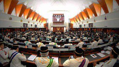 Photo of البرلمان الماليزي يدخل السجال ويضع شرطاً لعقد جلسة خاصة