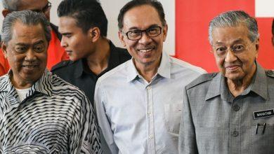 صورة تباين المواقف السياسية مع اقتراب لقاء أنور إبراهيم بملك ماليزيا