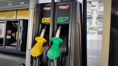 صورة ارتفاع أسعار بعض أنواع الوقود في ماليزيا