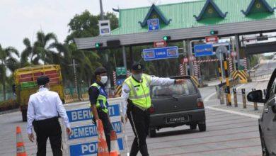 صورة الحكومة الماليزية تدرس تشديد إجراءات السفر بين الولايات