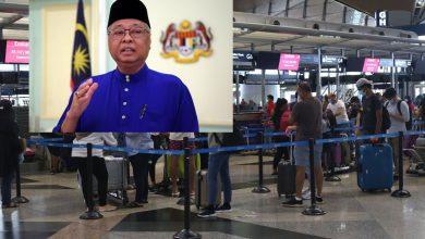 صورة الحكومة الماليزية تحظر السفر من وإلى ولاية صباح حتى 20 أكتوبر