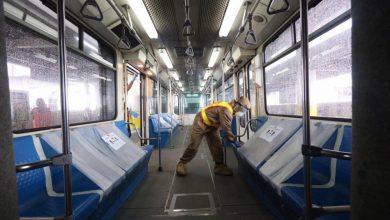 """صورة إصابة أحد موظفي قطار MRT """"محطة كاجنج"""" بكوفيد-19"""