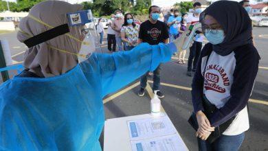 صورة تمديد تقييد الحركة نحو التعافي في الولايات الماليزية التي يسري عليها القرار
