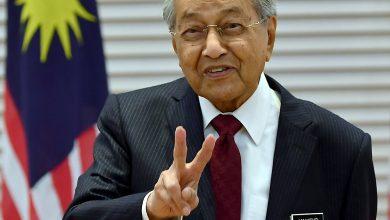 صورة حزب مهاتير يقرر ترشيحه كرئيس وزراء قادم لماليزيا