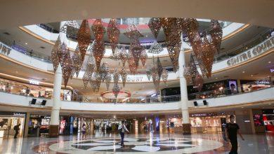 """صورة """"مولات"""" وادي كلانج من مراكز تسوق مزدحمة إلى """"مدن أشباح"""""""