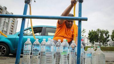 صورة 686 منطقة متضررة من انقطاع إمدادات مياه سيلانجور