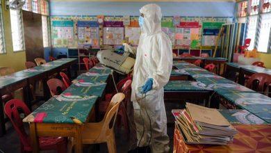 صورة وزارة التعليم تناقش إغلاق كافة المدارس في ولاية صباح