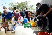 """صورة مرة أخرى… مليون شخص بدون ماء في """"كلانج فالي"""""""