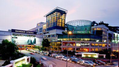 صورة إغلاق مركز ون أوتاما التجاري للتعقيم بعد حالات كورونا