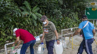 صورة مياه سيلانجور تعود إلى 99% من المستهلكين وجهود لعدم تكرار الأزمة