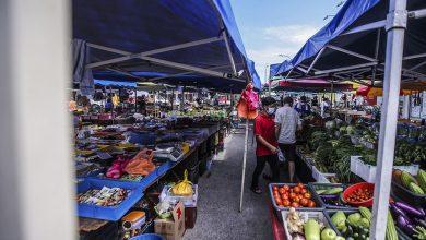 """صورة """"بازارات المزارعين"""" تعود إلى شوارع سيلانجور بعد فترة من الإغلاق"""