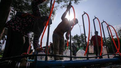 صورة انقطاع إمدادت مياه سيلانجور عن 27 منطقة في وادي كلانج