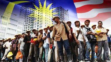 صورة اتهامات بإساءة استخدام نظام توظيف العمال الأجانب في ماليزيا
