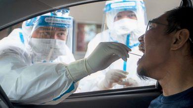 صورة 1,103 حالات جديدة من فيروس كورونا في ماليزيا