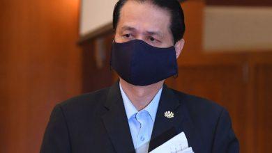 صورة انتقادات وإشادات بمدير عام الصحة الماليزي دكتور نور هشام عبد الله