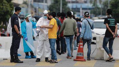 صورة بدءاً من يناير لا عمالة أجنية في ماليزيا دون فحص كوفيد-19